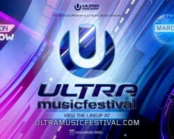 AUDIO SETS: ULTRA MUSIC FESTIVAL 2015
