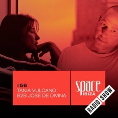 Tania Vulcano B2B Jose de Divina at Kehakuma – July 2015 – Space Ibiza Radio Show #56