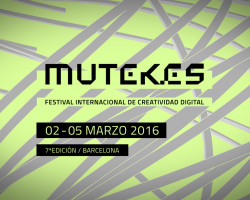 THE FINAL PIECES FALL IN TO PLACE FOR MUTEK BARCELONA