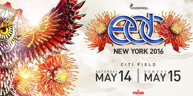 Special Electric Daisy Carnival 2016 (New York)