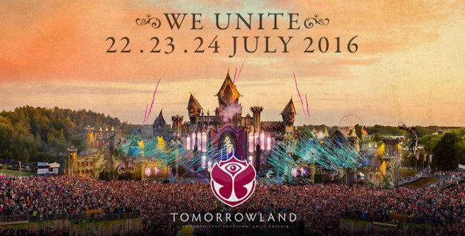 SPECIAL Tomorrowland 2016 (Belgium)
