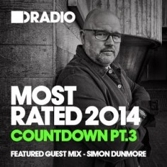 Defected In The House Radio – Most Rated Countdown Pt 3 – 22.12.14 – Guest Mix Simon Dunmore