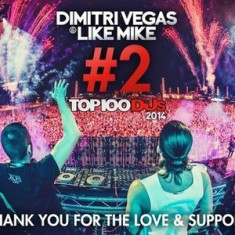Dimitri Vegas & Like Mike – Smash The House Radio 104 – 25-APR-2015