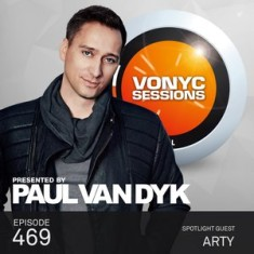 Paul Van Dyk – Vonyc Sessions 469 (with Arty) – 22-AUG-2015