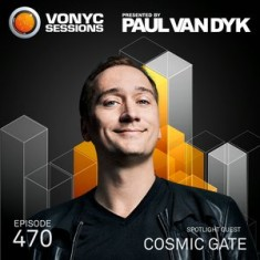 Paul Van Dyk – Vonyc Sessions 470 (with Cosmic Gate) – 29-AUG-2015