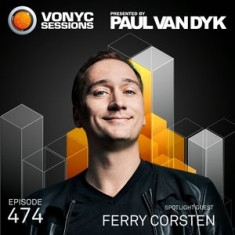 Paul Van Dyk – Vonyc Sessions 474 (with Ferry Corsten) – 26-SEP-2015