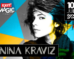 Nina Kraviz debut at EXIT Festival Dance Arena!
