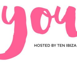 YOU is the new concept of a Weekly party that TEN Ibiza presents from 18th May on the terrace at ME Ibiza Hotel